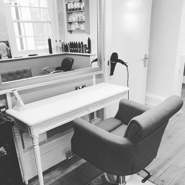 Bijou Salon Chair