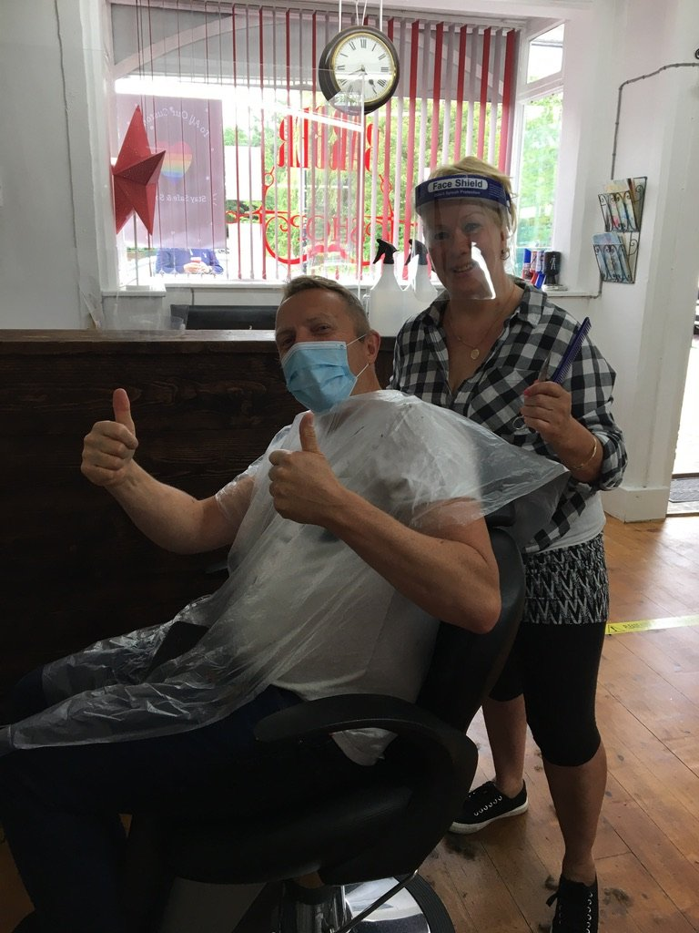 Gents Happy Haircut